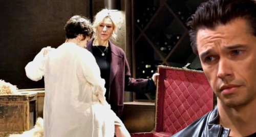Days of Our Lives Spoilers: Sarah's Miserable Island Exit - Stuck Without Xander After Kristen's Scheme