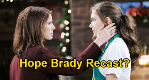 Days of Our Lives Spoilers: Should Hope Brady Be Recast for Ciara's Return Story? – Mom-Daughter Reunion Is a Must
