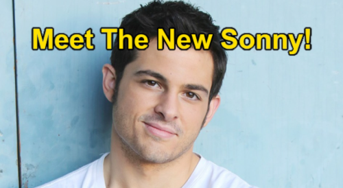 Days of Our Lives Spoilers: Sonny Kiriakis Recast - Y&R's Zach Tinker Replaces Freddie Smith