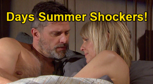 Days of Our Lives Spoilers: Summer Preview Shockers – Eric Returns, Johnny DiMera Recast, EJ Appears and Dead Body Discovery