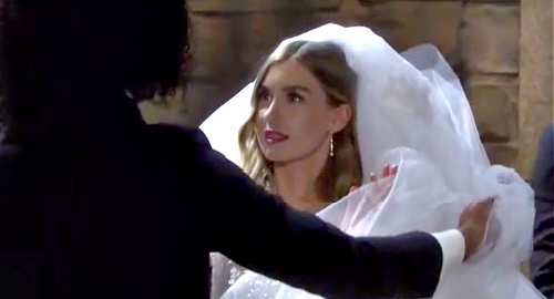 Days of Our Lives Spoilers: Theo Blasts Claire for Helping Ben Snatch Ciara – Furious Over Stand-In Bride's Betrayal