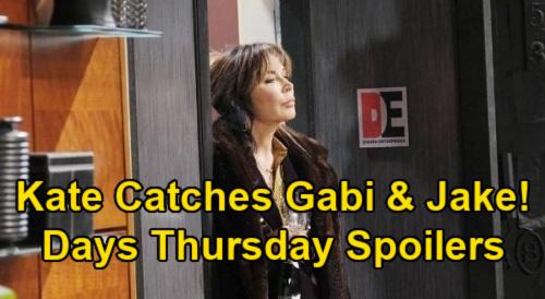 Days of Our Lives Spoilers: Thursday, January 21 – Gwen Reveals Dark Family Secret – Dr. Rolf Spills – Kate Busts Jake & Gabi
