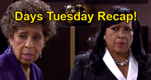 Days of Our Lives Spoilers: Tuesday, August 17 Recap – EJ's Secret Passageway Visitor – Paulina Protected Lani from Abusive Ex