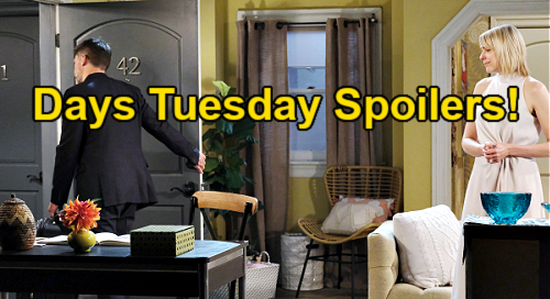Days of Our Lives Spoilers: Tuesday, July 20 – Eric & Nicole's Heartbreaking Split – Allie Pushes Ciara to Remember Ben