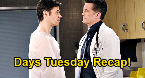 Days of Our Lives Spoilers: Tuesday, June 8 Recap – Chanel Discovers Paulina's Blueprint – Xander Poses as Dr. Snyder's Patient