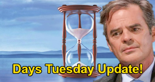 Days of Our Lives Spoilers: Tuesday, September 14 Update – Justin Rescues Bonnie From Rafe – Philip Confides in Ava