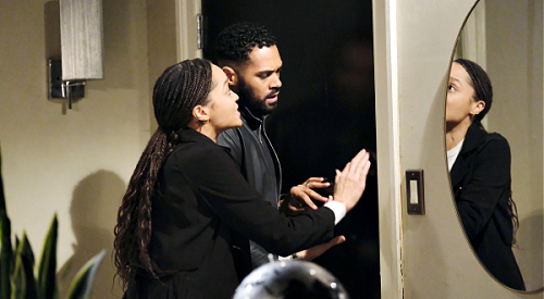 Days of Our Lives Spoilers: Vivian Pulls Gun to Keep Twins - Wants To Shoot Lani & Eli Dead