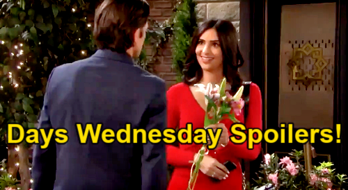 Days of Our Lives Spoilers: Wednesday, April 14 – Ciara Gets a Special Letter – Philip Crushing on Gabi - Abigail Pressures Gwen