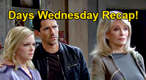 Days of Our Lives Spoilers: Wednesday, April 28 Recap – Rafe Plays Belle Killer Recording to John – Ava Trashes Nicole Marriage