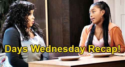 Days of Our Lives Spoilers: Wednesday, June 16 Recap – Jan Moves a Finger – Bonnie Impersonates Adrienne - Paulina Gets a Shock