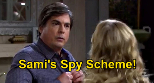 Days of Our Lives Spoilers: Wednesday, June 9 Recap – Nicole Saves Email Confession to Eric – Sami's Spy Scheme