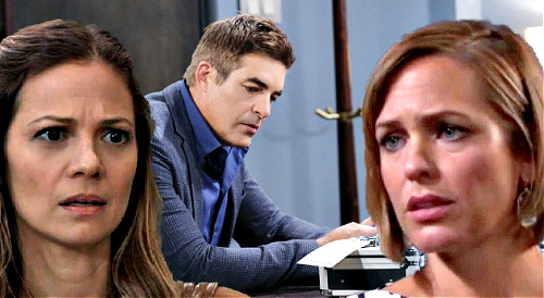 Days of Our Lives Spoilers: Ava Becomes Nicole's Enemy – War Over Rafe & Murder Suspicions Spells Trouble?