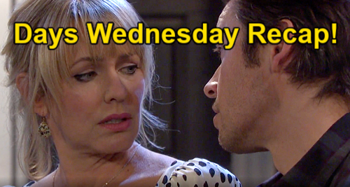 Days of Our Lives Spoilers: Wednesday, May 12 Recap – Brady's Surgery – Nicole Goes Wild in Xander's Bed – Sami Knocked Out