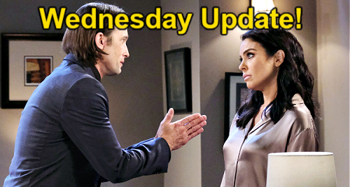 Days of Our Lives Spoilers: Wednesday, September 1 Update – Chloe Faces Philip's Cheating Fury – Nicole's Tough Love for Allie