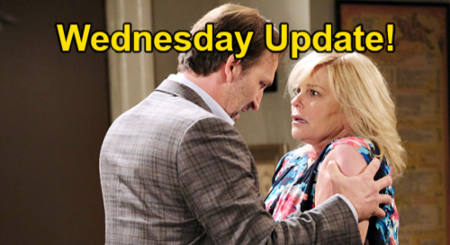 Days of Our Lives Spoilers: Wednesday, September 15 Update – Justin Vows to Marry Bonnie – Bo & Hope Memories in Oak Valley