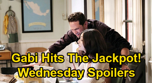 Days of Our Lives Spoilers: Wednesday, September 8 – Bonnie Arrested – Gabi & Jake Hit Jackpot - Philip's Disturbing Message
