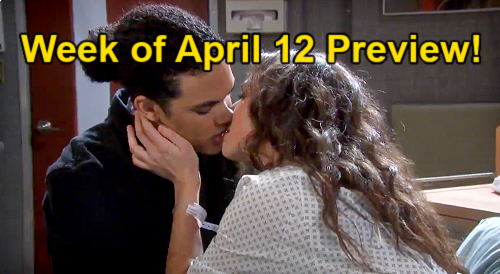 Days of Our Lives Spoilers: Week of April 12 Preview – Ciara Kisses Theo – Ben's Memory Serum Assault – Xander Chanel's Husband