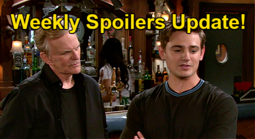 Days of Our Lives Spoilers: Week of September 13 Update – Ciara & Ben's Private Tour – Lucas Spies Surprise Flirting