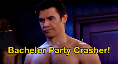 Days of Our Lives Spoilers: Xander's Bachelor Party Crasher Ruins the Fun – Mystery Guest Ahead of Sarah Wedding