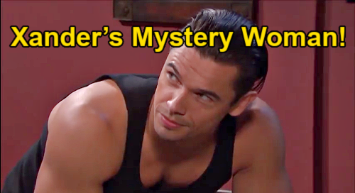 Days of Our Lives Spoilers: Xander's New Mystery Woman – Sarah Catches Fiancé in Compromising Position?