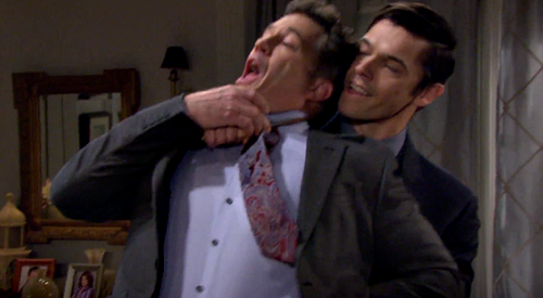 Days of Our Lives Spoilers: Xander & Gwen Cover Up Dr. Snyder's Death – Get Rid of Corpse, New Lovers Secret Pact?