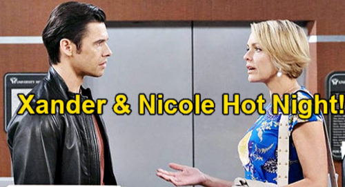 Days of Our Lives Spoilers: Xander & Nicole's Hot Night in Bed – Eric Betrayed in Worst Possible Way