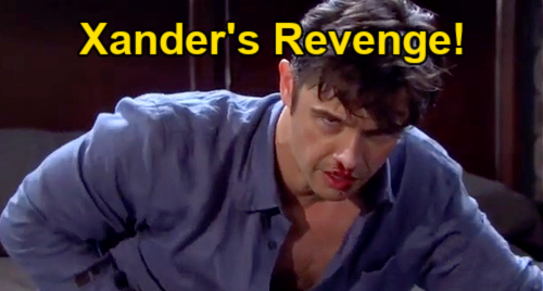 Days of Our Lives Spoilers: Xander Revenge, Threatens EJ with Sami Kidnapping Evidence?
