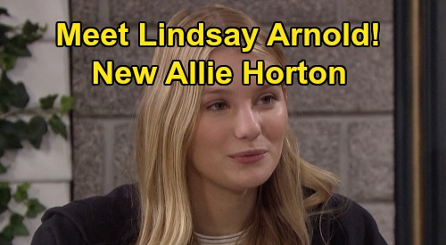 Days of Our Lives Spoilers: Lindsay Arnold Cast As Allie Horton - Sami & Lucas' Pregnant Daughter Shakes Things Up