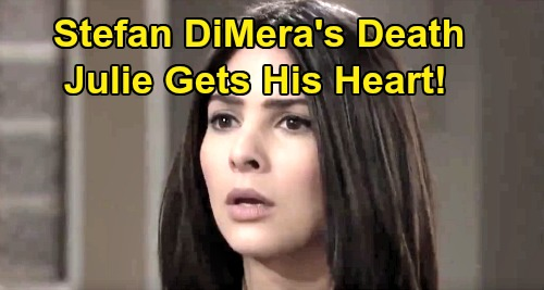 Days of Our Lives Spoilers: Stefan's Death Imminent, Julie Gets His Heart – Brandon Barash's Devastating DOOL Exit