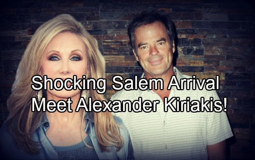 Days of Our Lives Spoilers: Alexander Kiriakis Arrives in Salem - What to Expect from Anjelica Deveraux's Son