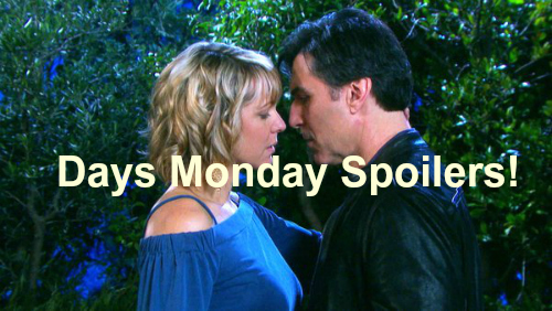 Days of Our Lives (DOOL) Spoilers: Kayla Falls Ill After Joey Release, Steve Distraught – Fynn Realizes Kayla Belongs with Steve