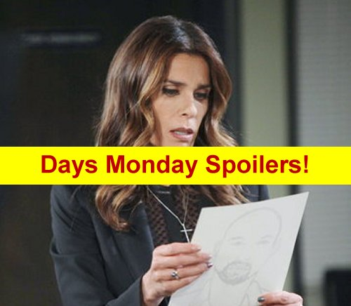 Days of Our Lives (DOOL) Spoilers: Hope Stuns Roman with Bo News – Chad Heroic Abigail Rescue – JJ and Lani in Danger