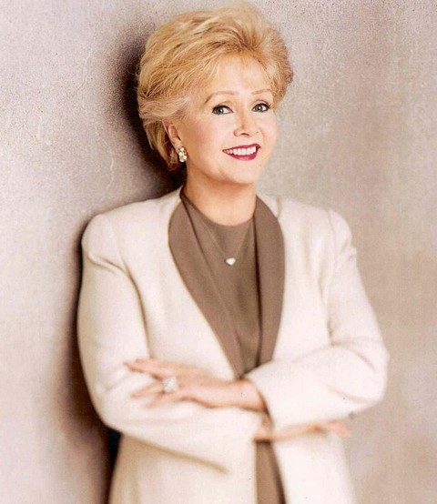 """Debbie Reynolds Hollywood Insider Tell All """"Unsinkable"""" - New Book Will SHOCK and AWE"""