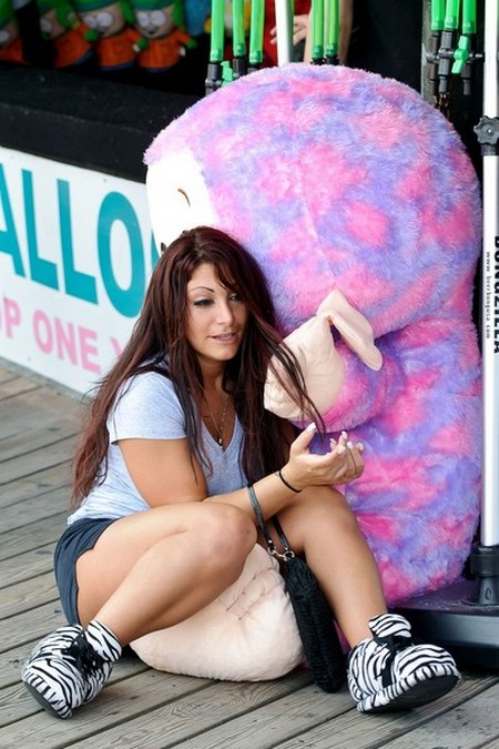 Jersey Shore Blows Up With Jail And A Bar Brawl For Deena Cortese And Pals