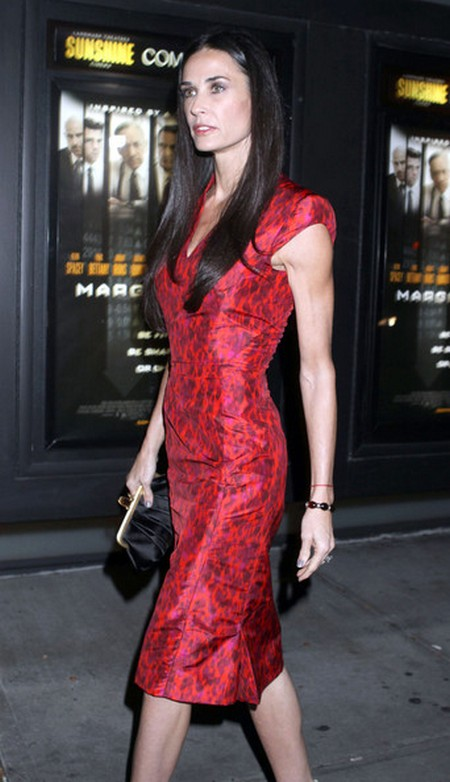 Demi Moore Never Learns: Dating A Younger Man Again