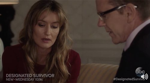 "Designated Survivor Recap 10/18/17: Season 2 Episode 4 ""Equilibrium"""