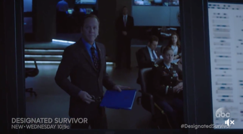 "Designated Survivor Recap 11/1/17: Season 2 Episode 6 ""Two Ships"""