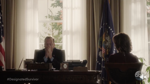 "Designated Survivor Recap 12/6/17: Season 2 Episode 9 ""Three-Letter Day"""