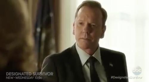 """Designated Survivor Recap 10/26/16: Season 1 Episode 5 """"The Mission"""""""