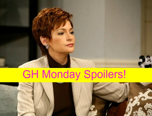 General Hospital (GH) Spoilers: Diane Miller Saves Spinelli - Sonny Tells Michael to Marry Sabrina - Lulu Baby News