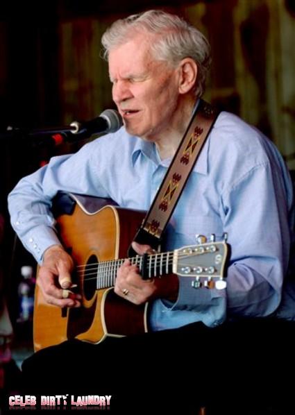 Legendary Folk Artist Extraordinaire Doc Watson Dies at 89