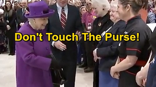 Don't Touch The Queen's Handbag - Former US Protocol Chief Dishes On Royal Purse Procedures