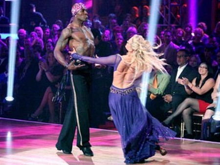 Donald Driver Dancing With The Stars Viennese Waltz Performance Video 5/14/12