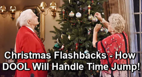 Days of Our Lives Spoilers: Newly Created Christmas Flashbacks Reveal Time Jump Surprises – How DOOL Handles Holidays in Salem