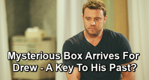 General Hospital Spoilers: Drew Stunned by Mysterious Package – Offers Crucial Clue About His Past?