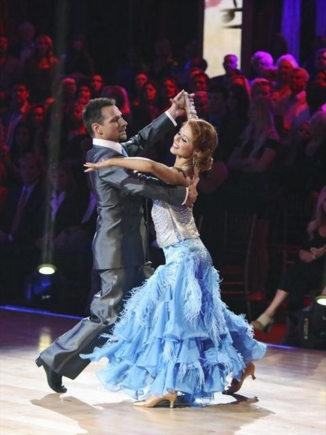 Drew Lachey Dancing With the Stars All-Stars Jive Performance Video 10/01/12