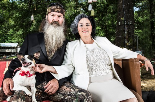 Phil Robertson & Miss Kay's Dark Romantic Past: Duck Dynasty Shocking Marriage Secrets Exposed! (PHOTO)