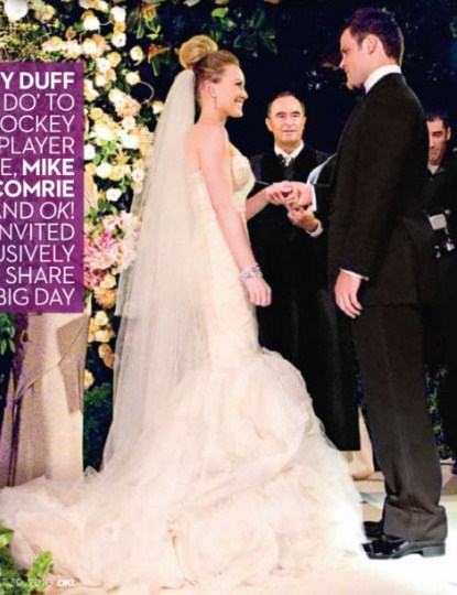 Hilary Duff's Wedding Dance Was Not How She Planned
