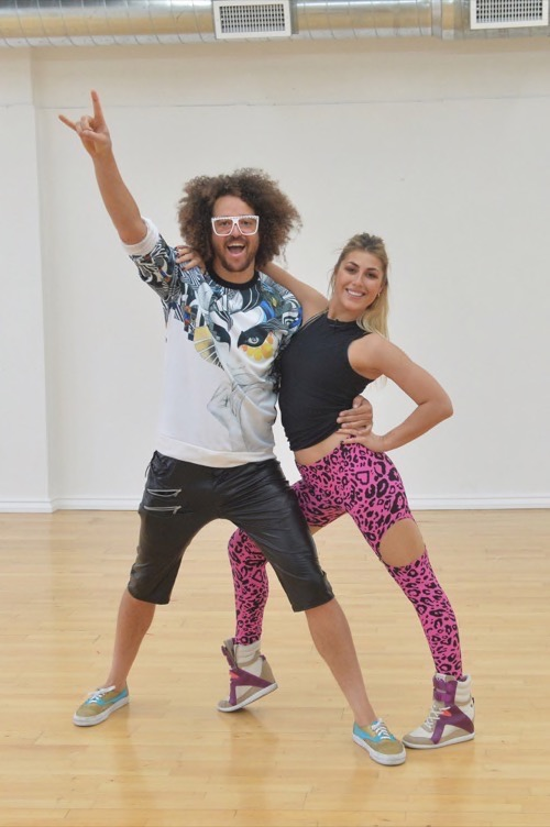 Redfoo Dancing With The Stars Cha Cha Video Season 20 Premiere 3/16/15 #DWTS