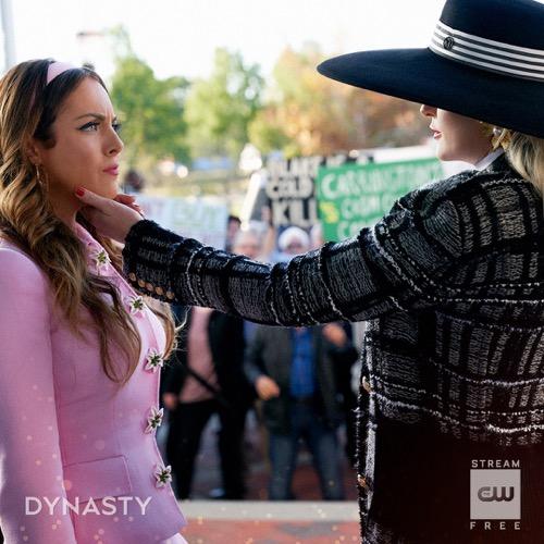 "Dynasty Winter Premiere Recap 01/17/19: Season 3 Episode 9 ""The Caviar, I Trust, Is Not Burned"""